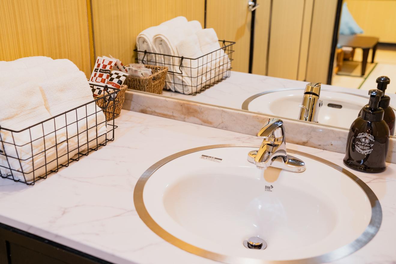 洗面所(ツイン和室)