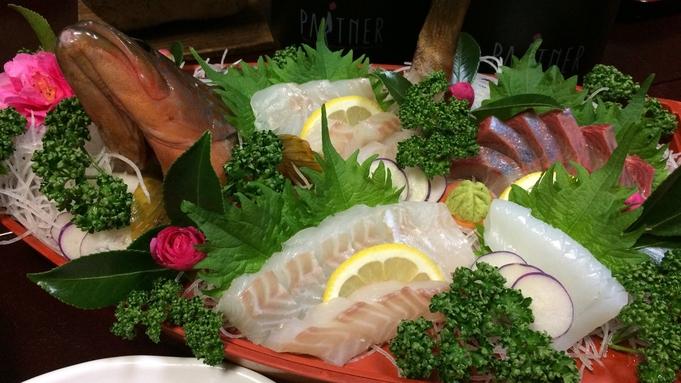 【舟盛会席】お刺身好きな人にはたまらない!旬魚(しゅんとと)を味わう