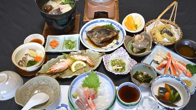 【釜飯会席】ボリューム満点海の幸♪食いしん坊さんも大満足
