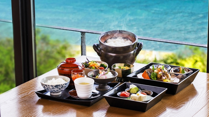 【夏旅セール】オーシャンビューと<琉球食材×本格和朝食>を特別価格で満喫