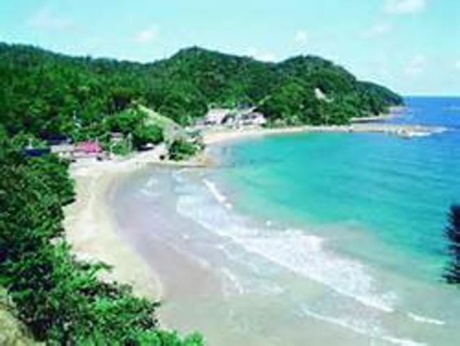 蒲井海水浴場
