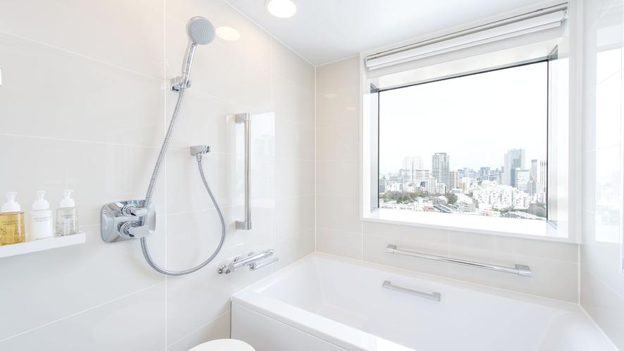ツインルーム バスルーム(一例)