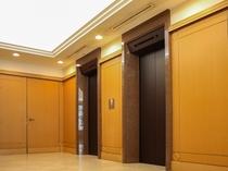 エレベーターホール♪