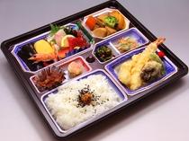 宴会料理例(幕の内弁当)