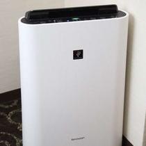 加湿機能空気清浄機