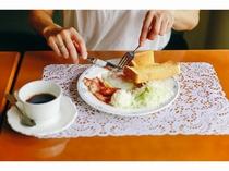 選べる朝食スタイル