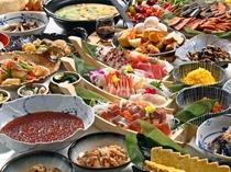 朝食は和洋食各種とりそろえております。