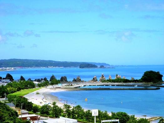 【プール無料】海へ車で約3分♪夏休みは海・山・川で遊ぼう!1泊夕朝食バイキングプラン