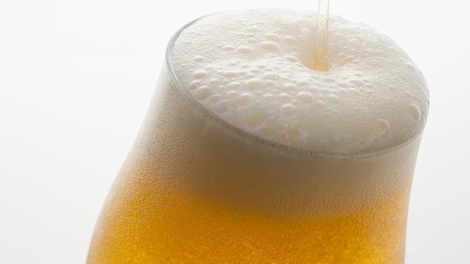 【出張&一人旅】広々36㎡客室でゆったり&今なら生ビール1杯付♪リーズナブルに1泊2食付【和食御膳】