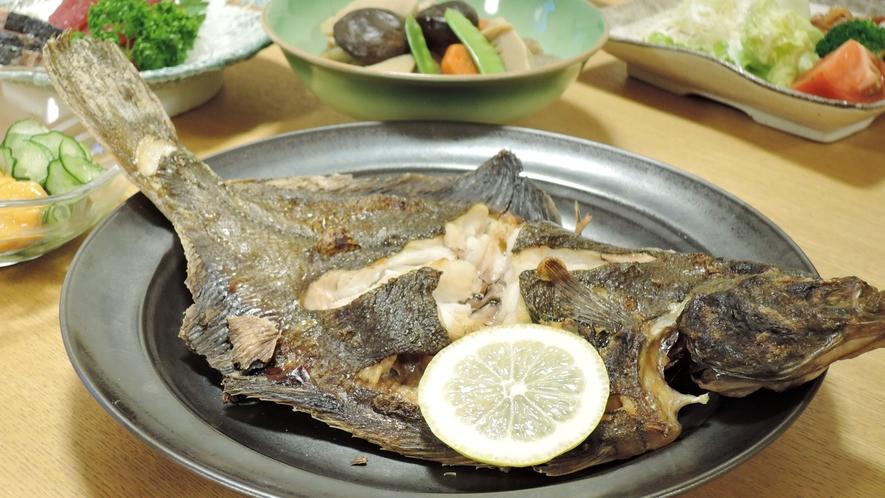 *【ご夕食一例】季節のお魚をご堪能下さい。