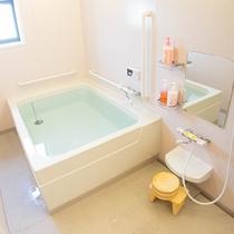 *【お風呂】入浴時間は15~23時(5:00~9:30はシャワーのみ利用可)