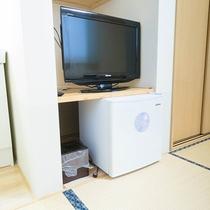 *【お部屋一例】全室・液晶テレビがございます。
