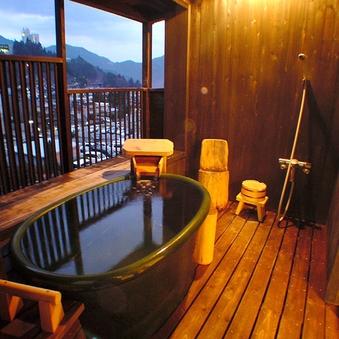 【森山館】陶器露天風呂付客室こてまり
