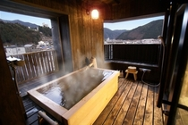 ともしび露天風呂