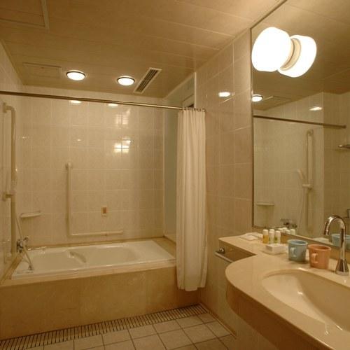 東館ハートフルルーム(バスルーム)500