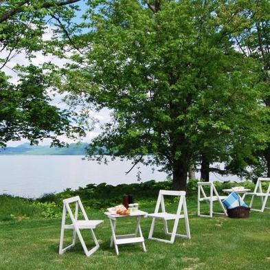 【湖畔で朝食】ガーデンで過ごす特別な朝のひと時★ガーデン朝食プラン 朝食付き