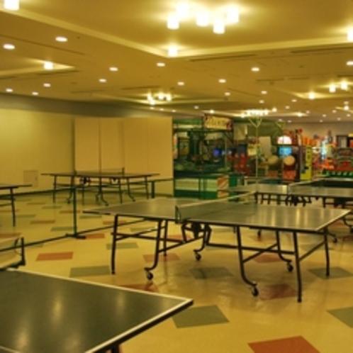 卓球コーナー(イメージ)