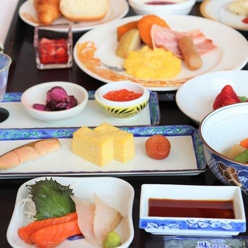 朝食(定食)