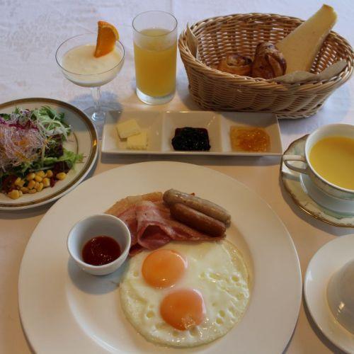 洋食朝食例