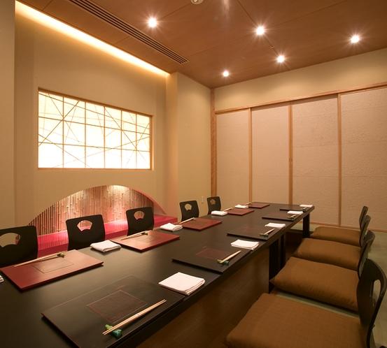 【四季彩】様々な用途にご利用頂ける個室