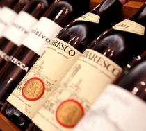 【カーロ・エ・カーラ】イタリアワインを中心に豊富な品揃え