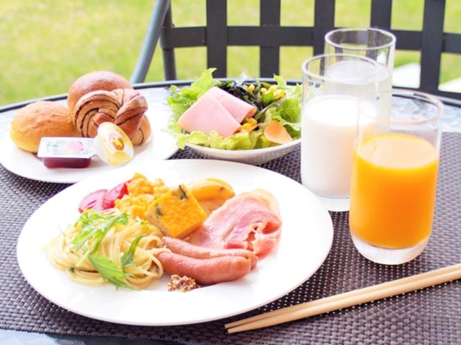 【まるごと和歌山の朝ごはん】感動の朝ごはん・洋食イメージ