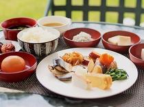 【感動の朝ごはん】感動の朝ごはん・和食イメージ