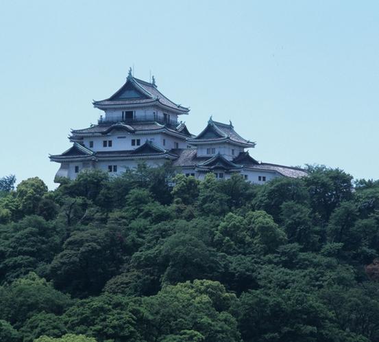 【日本100名城の1つ・和歌山城】