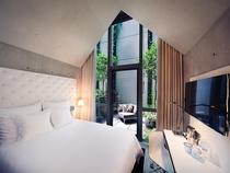 Alcove Terrace Room(ロフトルーム+バルコニー)