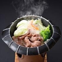 【追加料理】秋田牛陶板焼き