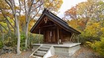 【玉川温泉自然研究路】薬師神社