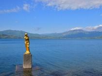 【周辺観光】夏の田沢湖