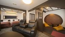 【和モダン・ツイン】和の落ち着きと洋の快適性を兼ね備えた上質なデザインの新しいお部屋です。