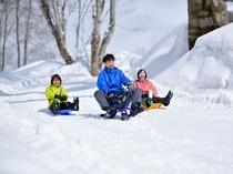 【その他】雪遊び体験