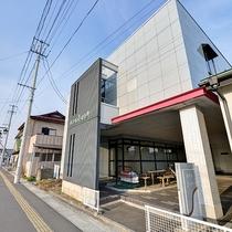*【外観】東北道「築館IC」、新幹線「JRくりこま高原駅」から車で10分圏内です。