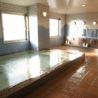館内大浴場。広いお風呂でしっかり温まって下さい☆