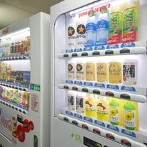 自動販売機コーナー(3階)