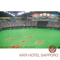 札幌ドーム野球イメージ