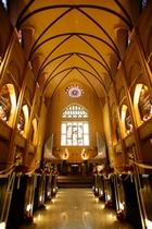 チャペル(サンタマリアキエザ大聖堂)