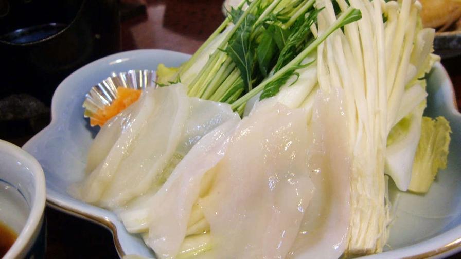【夕食のみプラン】登山や観光で出発が早い皆様にも!夕食は日本海の旬の新鮮地魚を堪能/駐車場無料