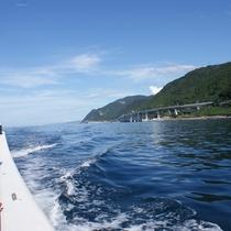 夏の日本海!