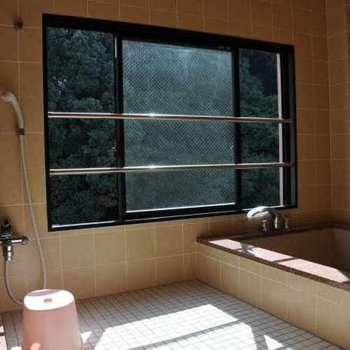 【特別室】最上階和洋室103号室浴室