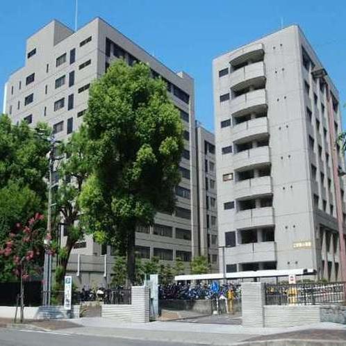 【周辺施設】愛媛大学