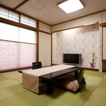 【リニューアル和室】和室15畳の内風呂付き