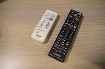 エアコン・TV用リモコン