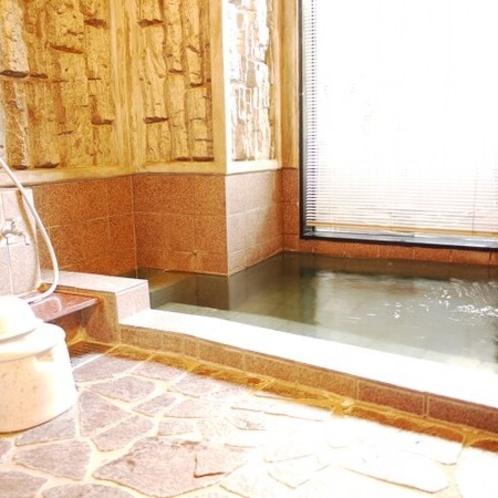 女性大浴場〜活性石人工温泉大浴場