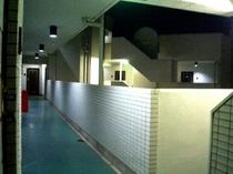 館内 外廊下