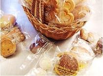「ビスキュイ」の人気クッキー(新柴又駅)