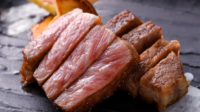 【デイユース+鉄板焼】黒毛和牛ランチ付デイユースプラン(11時IN/17時OUT 6時間)