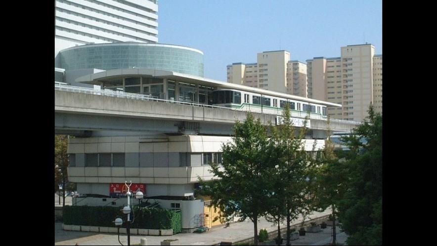 ■アイランドセンター駅